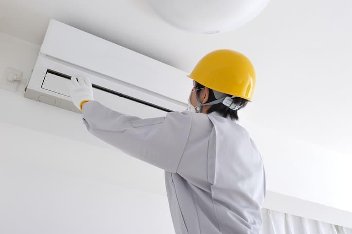 エアコンの処分にも対応している不用品回収業者に依頼しましょう