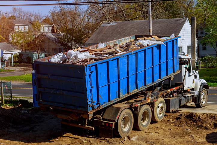 廃材処理にかかる費用