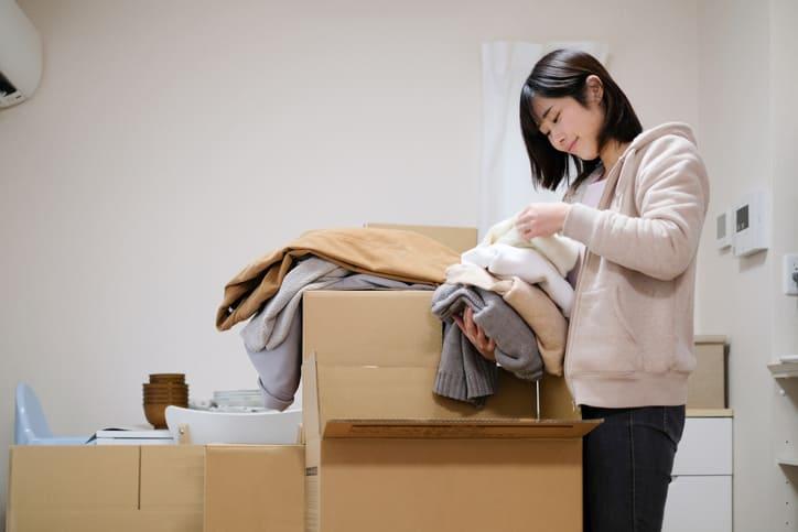 転勤、引っ越し時の不用品回収