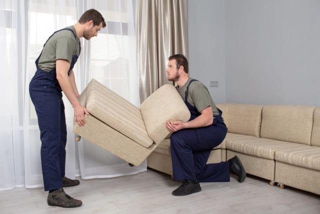 不用品回収後の家具配置のポイント