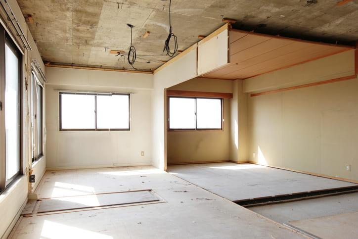 宝塚市内での店舗様や一軒家の現状復帰・解体工事もお任せください。