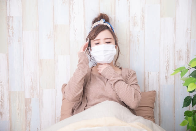 ゴミ屋敷はアレルギー症状を引き起こす