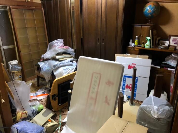豊中市 男性 50代 間取り:3LDK