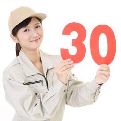 大阪市内であれが最短30分で本棚の回収が可能です。