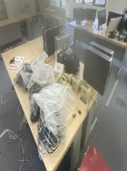 大阪市でのパソコンの回収 case3