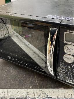 大阪市での電子レンジの回収 case3