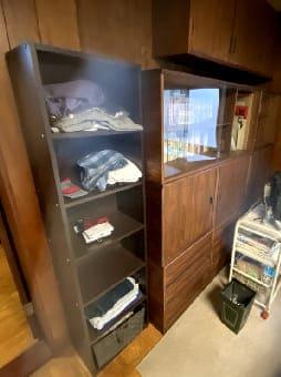 大阪市での本棚の回収 case3